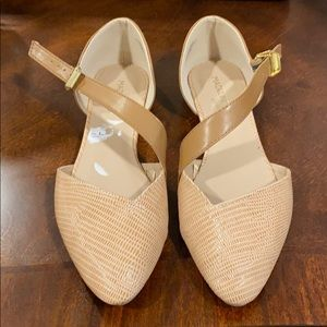 Nude Flats - Madeline Stuart - only wore once